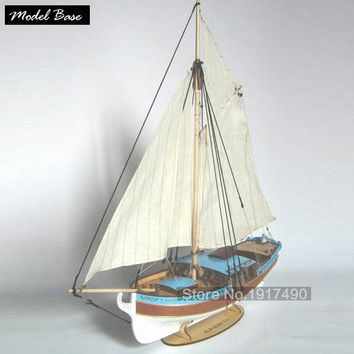 Wooden Ship Models Kits Train Hobby Model-Wood-Boats 3d Laser Cut Scale 1/24 Model-Ship-Assembly Educational YACHT SWEDEN 1770