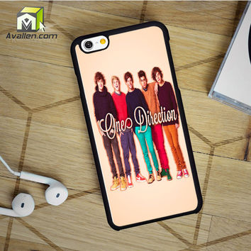 1D One Direction Personel iPhone 6 Case by Avallen
