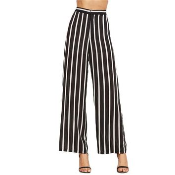 Loose Trousers Women Trousers Elegant Brand Women's Trousers