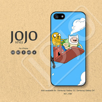 Adventure time iPhone 5 Case iPhone 5c Case iPhone 4 Case iPhone 5s Case iPhone 4s Case Disney Phone Cases Phone Covers - J168