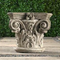 Longwood Capital Planter | Stone Statuaries | Restoration Hardware