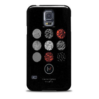 twenty one pilots blurryface Samsung Galaxy S5 Case