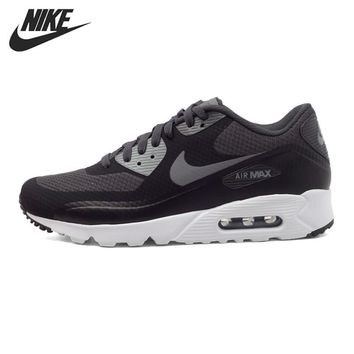 Original New Arrival 2016 NIKE AIR MAX 90 ULTRA ESSENTIAL Men's Running Shoes Sneaker