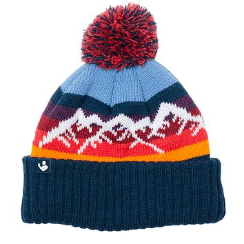 Mountains Beanie Hat by Rowdy Gentleman