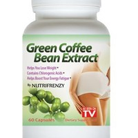 Green Coffee Bean Extract - 100% Pure! 800mg 60 Capsules, Weight Loss   deviazon.com
