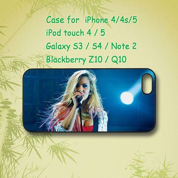 Demi Lovato, iPhone 5 Case, iPhone 4 Case, ipod 4 case, ipod 5 case,Samsung Galaxy S4,Samsung Galaxy S3, Samsung note 2, blackberry z10, Q10