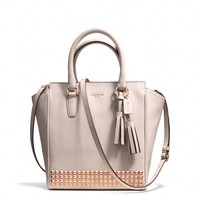 Coach :: New Legacy Mini Tanner Crossbody In Studded Leather