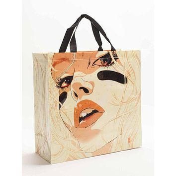Graphic Novel Shopper Eco Tote Bag in Recycled Material