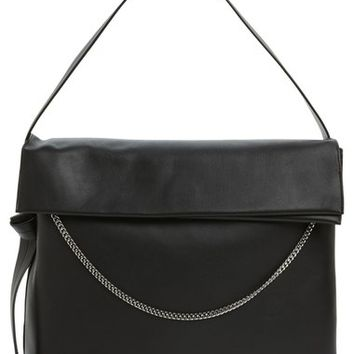 ALLSAINTS 'Large Lafayette' Leather Shoulder Bag | Nordstrom