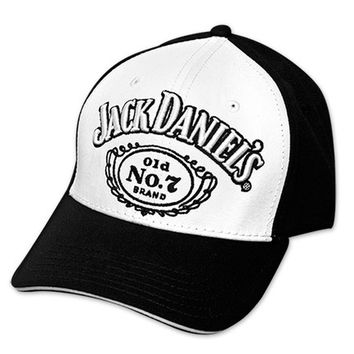 Jack Daniel's Black & White Hat