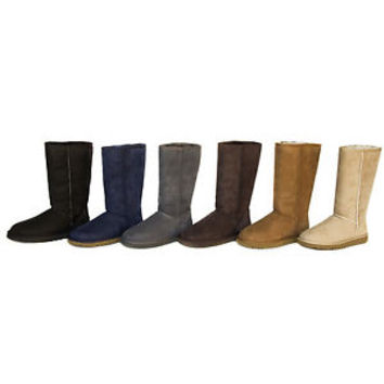 Ugg Australia Classic Tall Women Suede Winter Boot