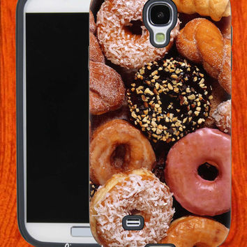 Donuts,Accessories,Case,Cell Phone,iPhone 4/4S,iPhone 5/5S/5C,Samsung Galaxy S3,Samsung Galaxy S4,Rubber,27-11-15-Hk