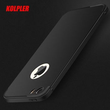 Ultra Thin Soft TPU case bumper on for iphone 5s se case bumper cover frosted Shockproof covers for iphone 5 5s se bumper shell