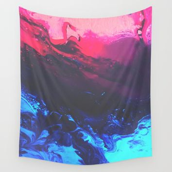 Empath Wall Tapestry by DuckyB