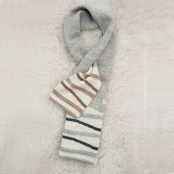 Alpaca Wool Kids Scarf