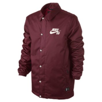 Nike SB Assistant Coaches Men's Jacket: Size Large (Red)
