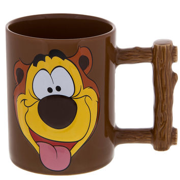 Disney Parks Humphrey the Bear Ceramic Coffee Mug New