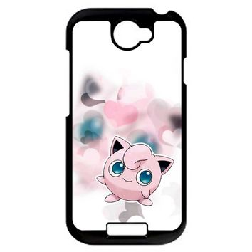 Pokemon Jigglypuff 2 HTC One S Case