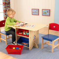 KidKraft Star Table & 2 Chair Set - 26912