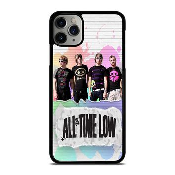 ALL TIME LOW PERSONIL BAND iPhone Case Cover