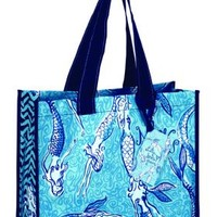 Lilly Pulitzer Nice Tail Market Tote
