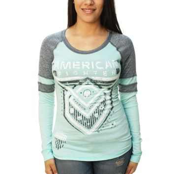 American Fighter Women's Kendrick Long Sleeve T-Shirt