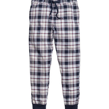 Pajama Pants - from H&M