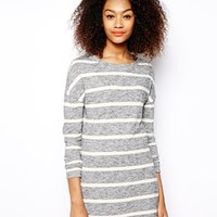 Vero Moda Crew Neck T-Shirt Dress