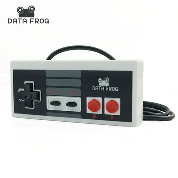 Hot Classic USB Controller Gaming Gamer JoyStick Joypad For NES Windows PC for MAC Computer Game Controller Gamepad