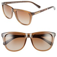 Women's Michael Kors Collection 54mm Retro Sunglasses