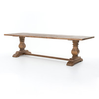 ALVINA DINING TABLE 110""