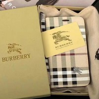 Perfect Burberry Phone Cover Case For  iphone 6 6s 6plus 6s-plus 7 7plus 8 8plus  Samsung Galaxy s8 s8plus note 8