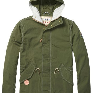 Short parka - Scotch & Soda