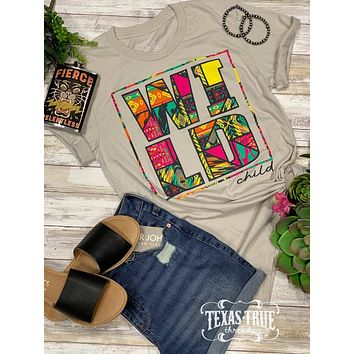 Wild Child Graphic Tee (S-2XL)