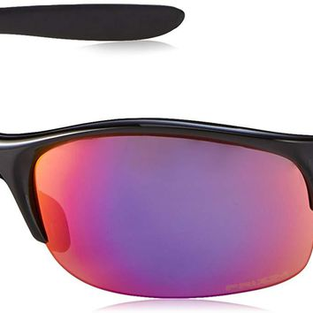 Oakley Commit Iridium Rimless Sunglasses