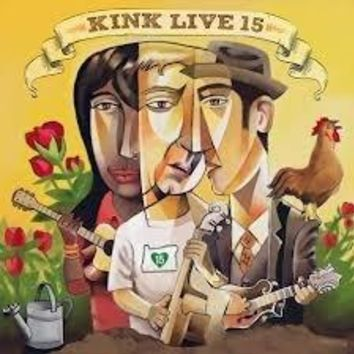 KINK Live 15 by My Morning Jacket, Feist, Snow Patrol Shins (CD, 2012) - Compilation