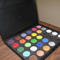 Mehron 30 Color Sampler Palette/Kit