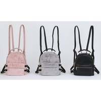 Honey Salon Side Belt Mini Backpack