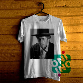 Bob Dylan Tshirt For Men / Women Shirt Color Tees