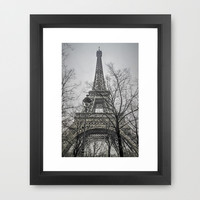 Home Town Framed Art Print by JAY'S PICTURES