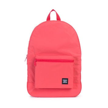 Herschel Supply Co. Packable Daypack Reflective Backpack Red