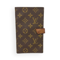 Louis Vuitton Vintage Passport Wallet