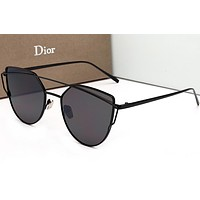 Dior women tide brand trendy sunglasses beautiful F-HWYMSH-YJ