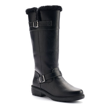 Totes Suzanne Women's Waterproof Winter Boots