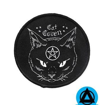 Cat Coven - Cat Coven Emblem Patch