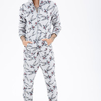 Plush Bugs Bunny Jumpsuit