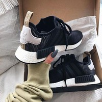 Adidas NMD R1 Boost Women Trending Running Sports Shoes Sneakers2