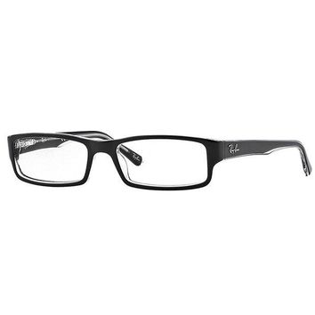 VONEA7H Ray-Ban 0RX5246 Rectangle Sunglasses for Mens