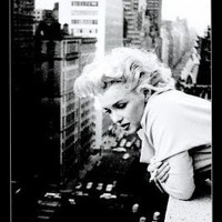 GB Eye Monroe Balcony Poster