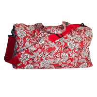 Alabama Crimson Tide 22-inch Duffel Bag by Viva Designs